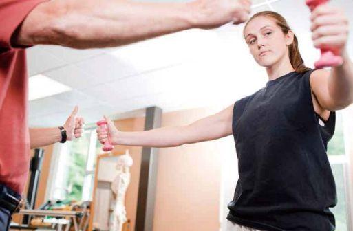 癌症患者的运动康复